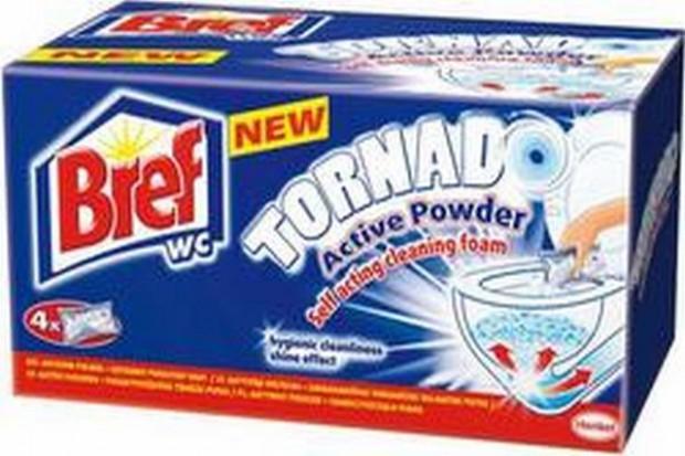 Bref WC Tornado wyręcza panie domu