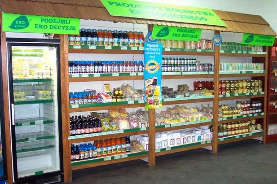 Społem ma w ofercie 900 ekologicznych produktów