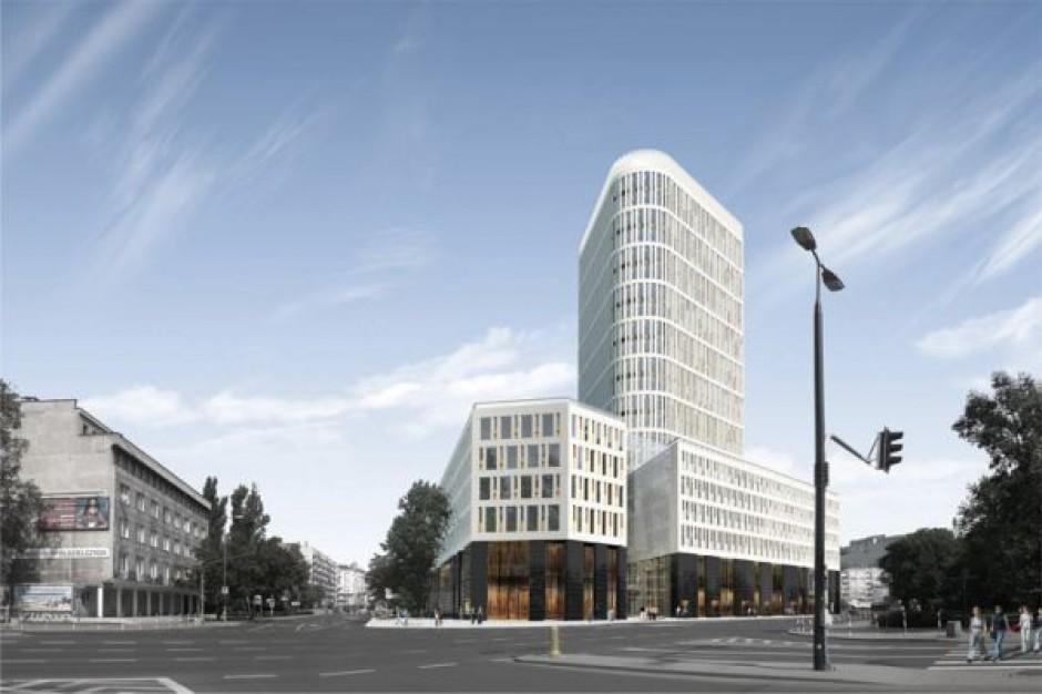 Budowa warszawskiego Supersamu opóźnia się