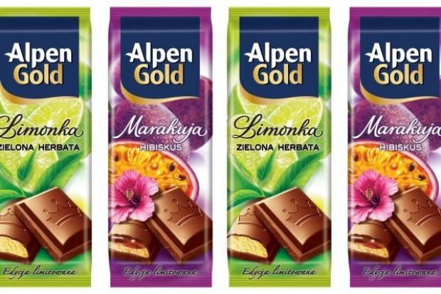 Alpen Gold rusza z nowymi, egzotycznymi smakami czekolad