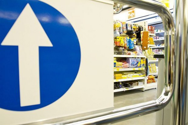Nasila się problem kradzieży w małych sklepach