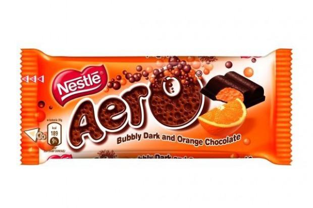 Limitowany smak Aero