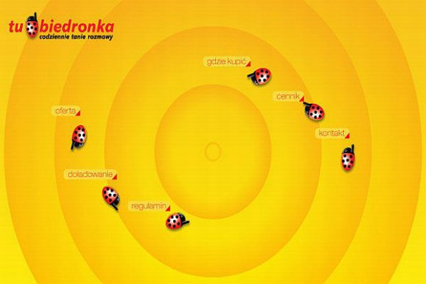 Reklama sieci 'Tu Biedronka' wprowadza w błąd