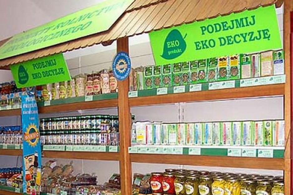 Sprzedaż produktów ekologicznych poza sklepem dobrym sposobem na promocję