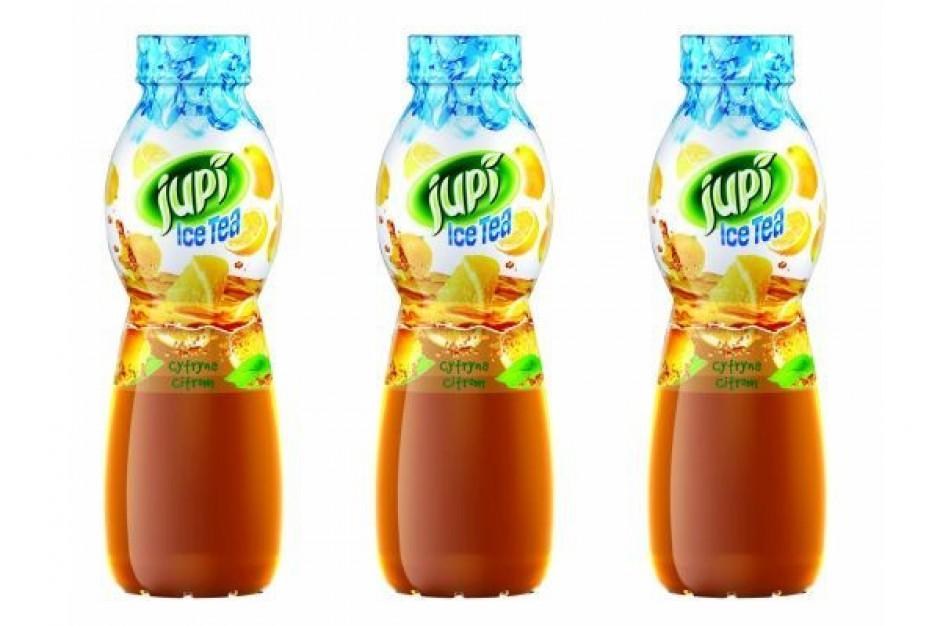 Jupi wprowadza nowe smaki Ice Tea