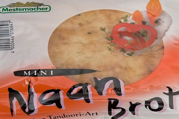 Chleb hinduski Naan od Benusa