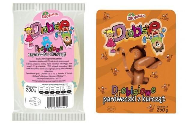 Drobisie - nowa marka Drobimeksu dla dzieci