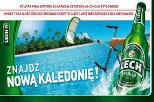 Nowa promocja piwa Lech