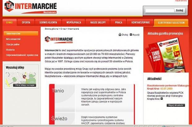 Intermarche szuka klientów w nowym miejscu