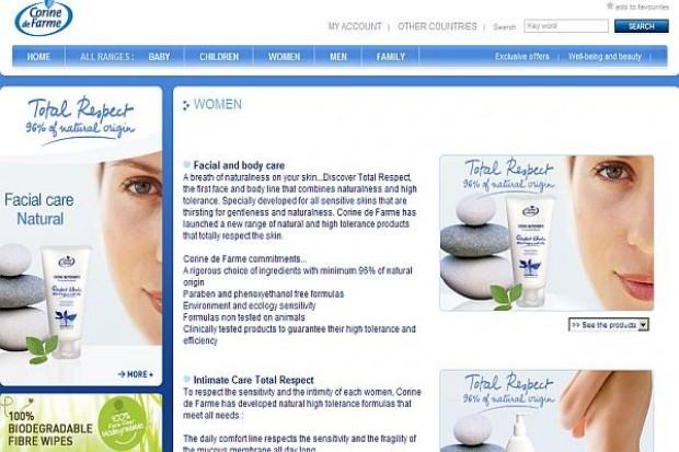 Kosmetyki naturalne Corine de Farme wchodzą na polski rynek