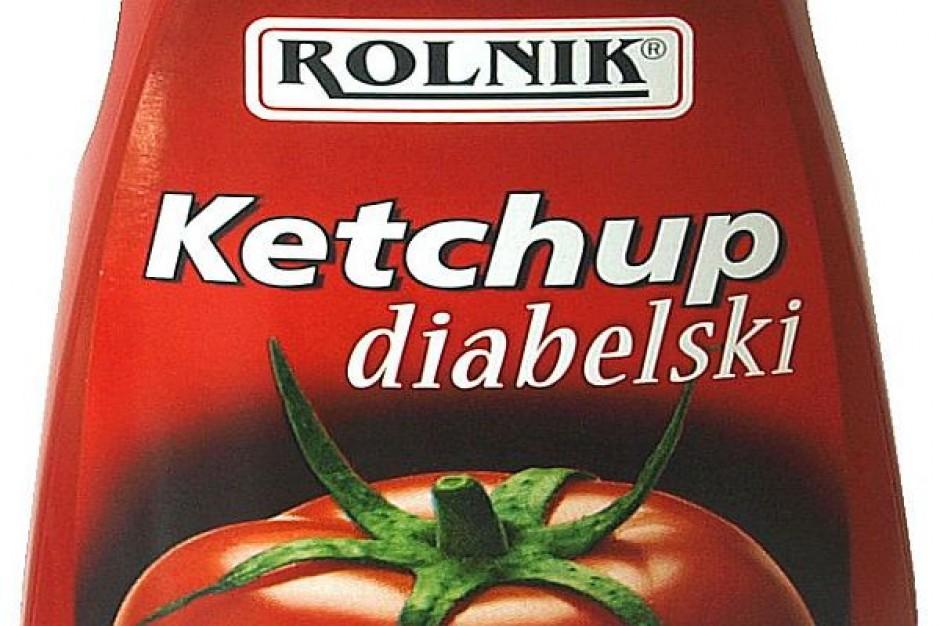 Nowe ketchupy Rolnika
