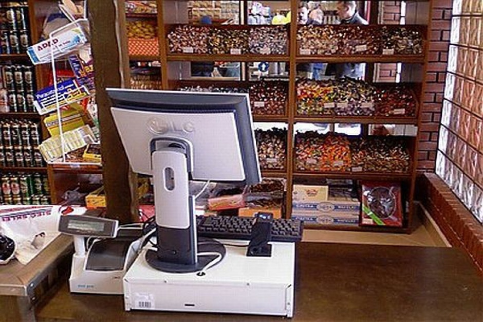 Małe sklepy stawiąją na nowoczesne technologie