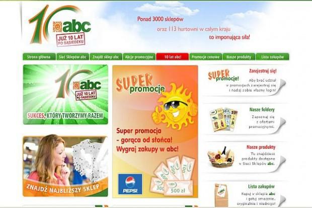Promocja kosnumencka w sieci abc