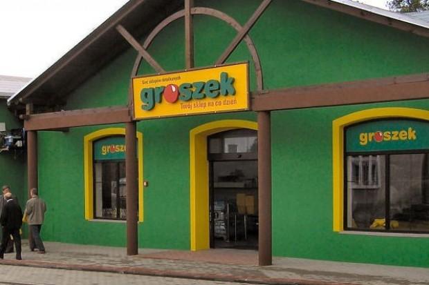 Groszek rozdaje roboty kuchenne za wybrane zakupy