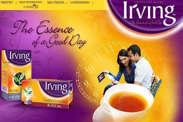 Herbaty Irving w zestawach promocyjnych