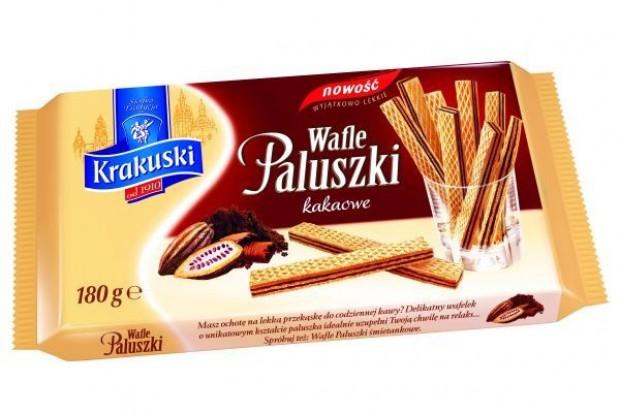 Bahlsen wprowadza cienkie Wafle Paluszki