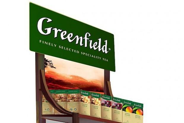 Herbaty Greenfield będa promowane w sieci Piotr i Paweł