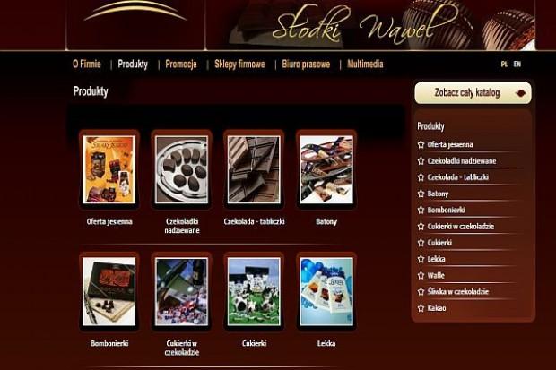 Nowa kampania reklamowa czekoladek Wawel