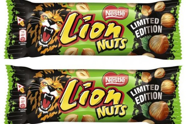 Nowy Lion intensywnie orzechowy
