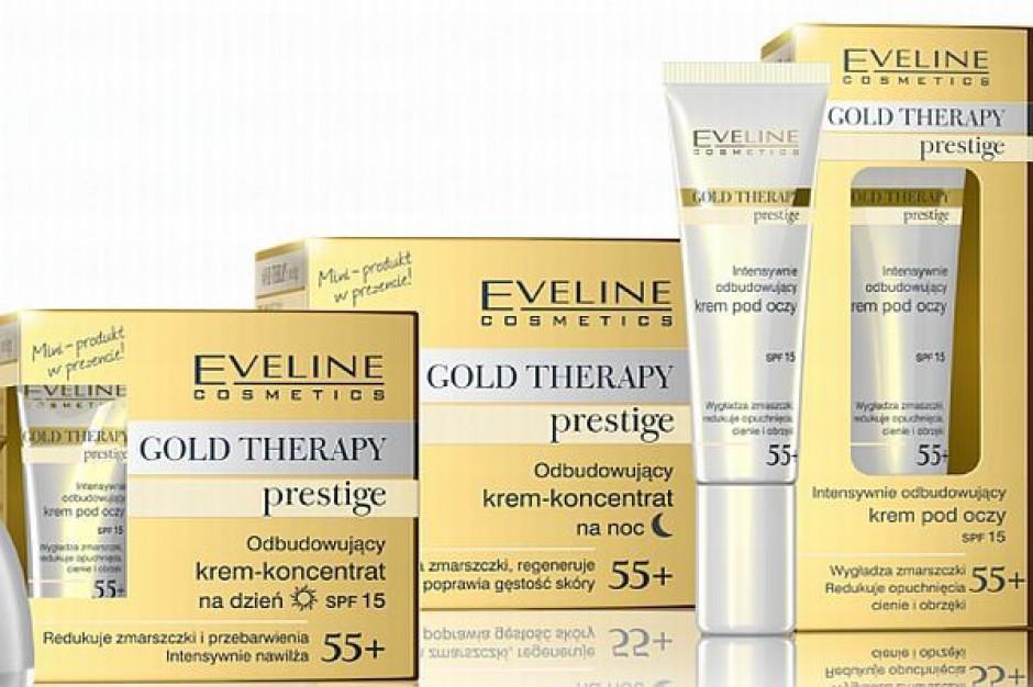 Złota terapia dla dojrzałej skóry