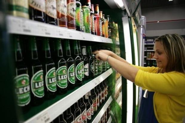 Sprzedaż piwa w Polsce spadła o ponad 10 proc.