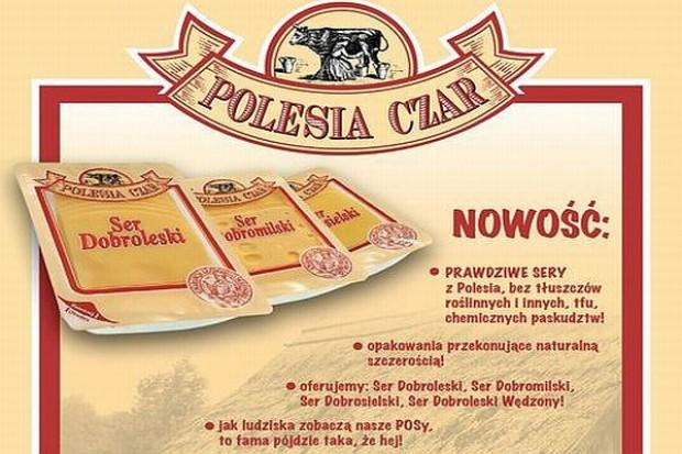 Ser Polesia Czar promują materiały POS