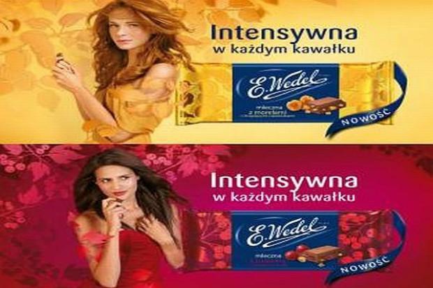Intensywna w każdym kawałku kampania czekolad Wedla