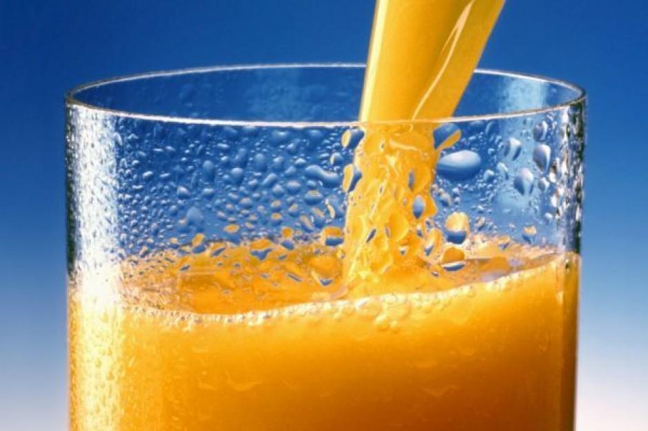 Po raz pierwszy od kilku lat rośnie sprzedaż soków owocowych