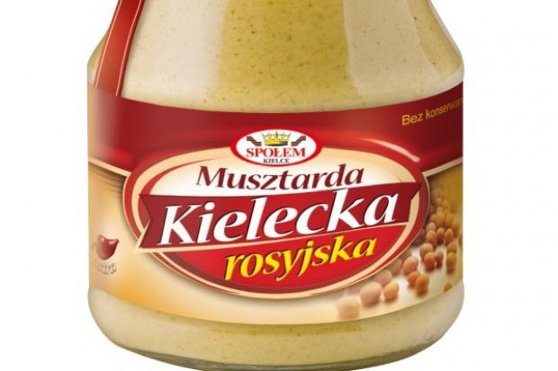 Musztarda Kielecka tym razem po rosyjsku