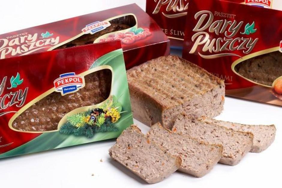 Pekpol Ostrołęka poszerza ofertę pasztetów