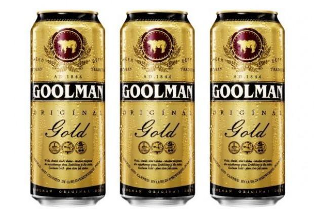 Goolman w puszce wchodzi na polski rynek