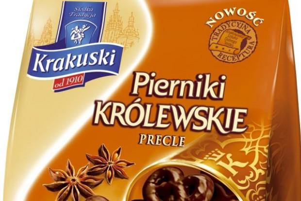 Pierniki Królewskie marki Krakuski