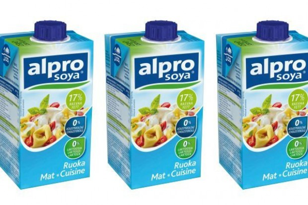 Alpro Soya Cuisine - alternatywa dla tradycyjnej śmietany