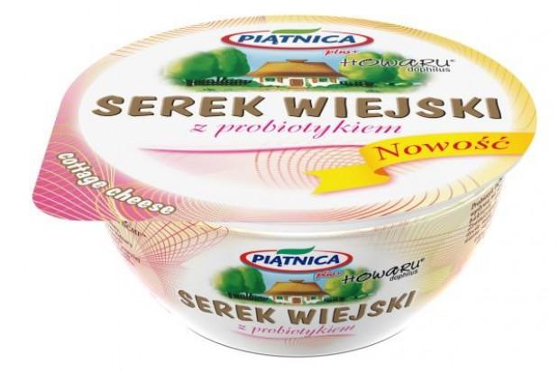 Serek Wiejski z probiotykiem od Piątnicy