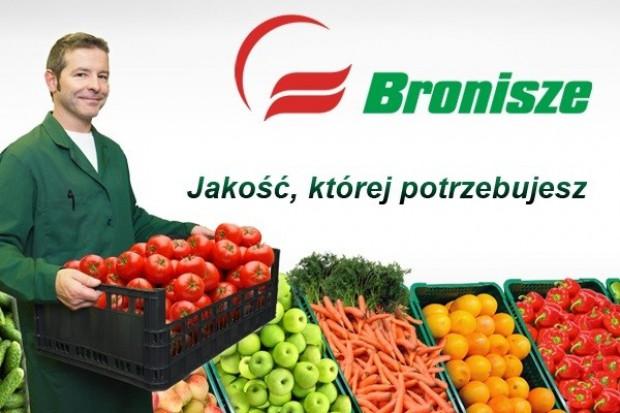 Rynek hurtowy Bronisze chce pozyskać nowych odbiorców