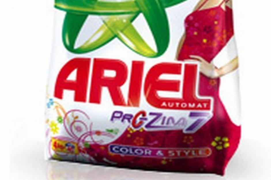 Ariel Color z efektem Lenora