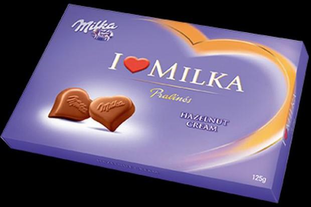 Walentynkowa promocja Milki