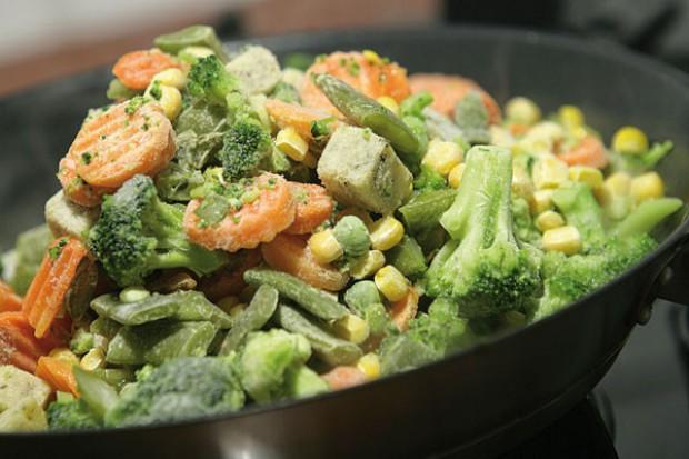 Rośnie sprzedaż warzyw konserwowych