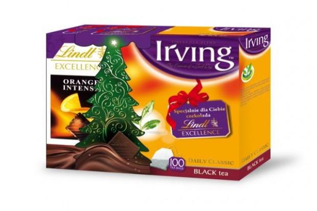 Herbata Irving z czekoladą Lindt Excellence