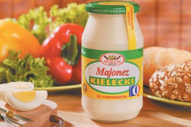 Urodzinowa promocja majonezu Kieleckiego