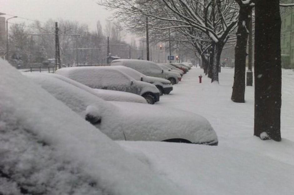 Za śnieg na chodniku przed sklepem można zapłacić 1,5 tys. złotych kary