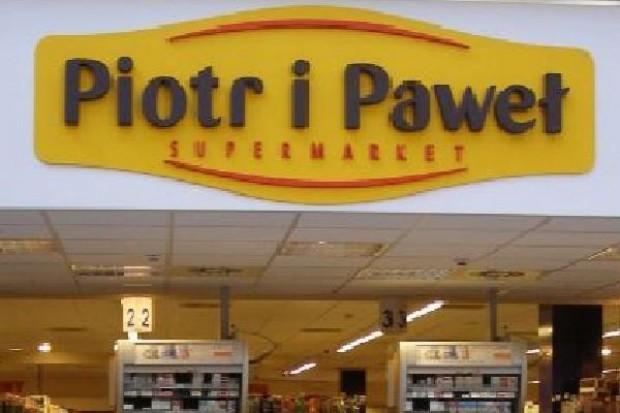 Obroty sieci Piotr i Paweł wzrosły o 20 proc.