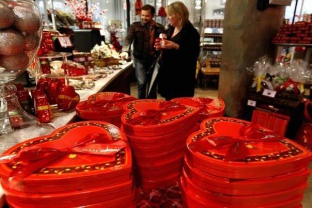 W Walentynki nie może zabraknąć słodyczy