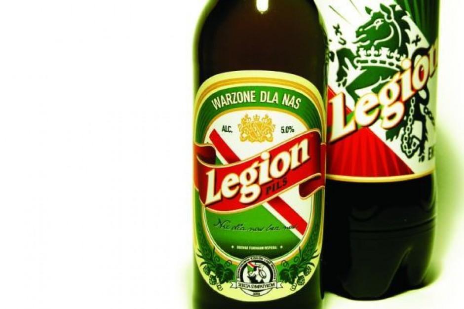 Piwu kierowanemu do kibiców Legii potrzeba działań promocyjnych