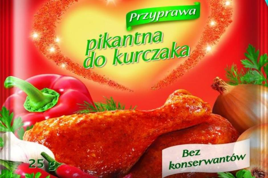 Knorr przyprawa pikantna do kurczaka