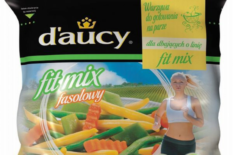 Szparagowy mix od d'aucy