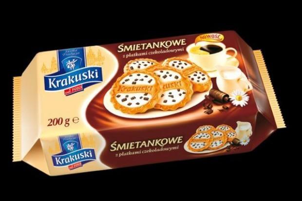Krakuski: wizerunkowa reklama ciastek
