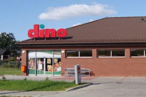 Sieć Dino otworzyła w tym roku trzy nowe sklepy, ruszą kolejne