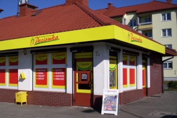 Sieć Poziomka chce przyłączyć 22 sklepy franczyzowe