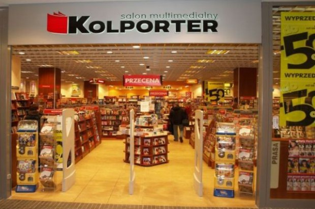 Grupa Kolporter spodziewa się wzrostu przychodów o 10-15 proc.